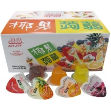 Assorted Flavour Coconut Konjac Jelly 综合椰果蒟蒻果冻